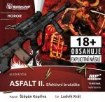 audiokniha Kopřiva Asfalt 2