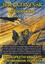 Červenák - autogramiáda