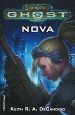 Keith R. A. DeCandido: Nova (StarCraft)