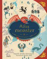 Sandra Lawrence: Atlas monster a nadpřirozených bytostí